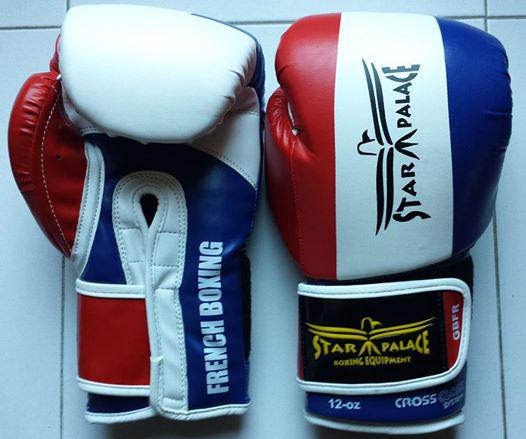 gant pu sp french boxing equipement de boxe freefight. Black Bedroom Furniture Sets. Home Design Ideas